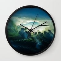 i want to believe Wall Clocks featuring I Want To Believe by minx267