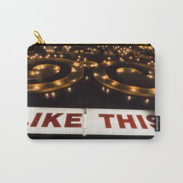 LIKE THIS - #views series Carry-All Pouch
