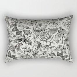 Botanical Pattern II Rectangular Pillow