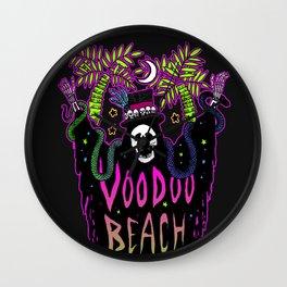 Voodoo Neon Wall Clock