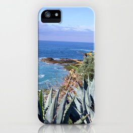 TREASURE ISLAND CACTUS iPhone Case
