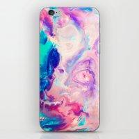 blush iPhone & iPod Skins featuring Blush by Kimsey Price