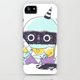 Messy Ink iPhone Case