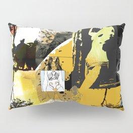 Exquisite Corpse: Round 1 Pillow Sham