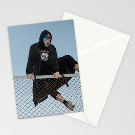 Hopping Fences Stationery Cards