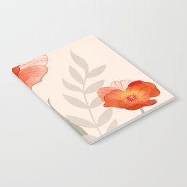 Summer Flowers II Notebook