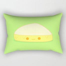 Cute Gooey Cheese Rectangular Pillow