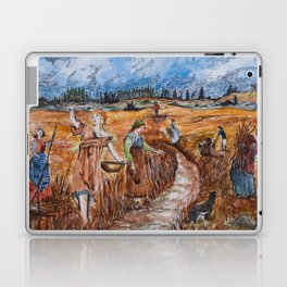 The First Harvest Laptop & iPad Skin
