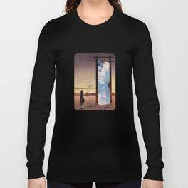 The broken window Long Sleeve T-shirt