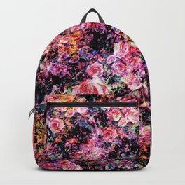 Polychromatic Roses Backpack