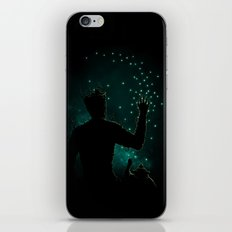 The Guardian Tree iPhone & iPod Skin