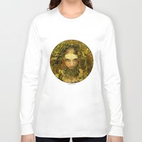 pagan Long Sleeve T-shirts featuring Pagan by Charlie Terrell