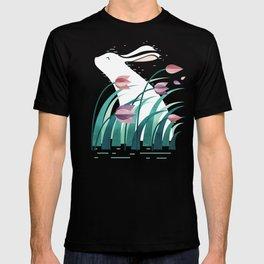 Rabbit, Resting T-shirt