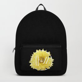Trench Yellow Flower Backpack
