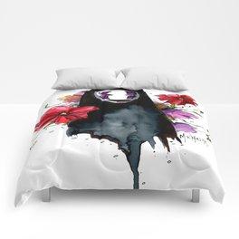 """""""Spirited-Away"""" Comforters"""