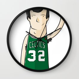 Kevin McHale Wall Clock