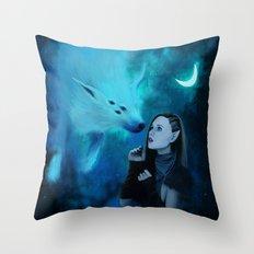 Ar lath ma, vhenan Throw Pillow