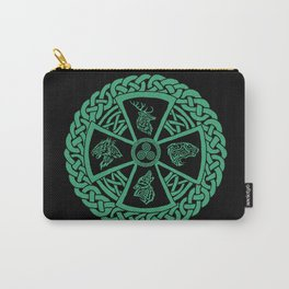 Celtic Nature Carry-All Pouch