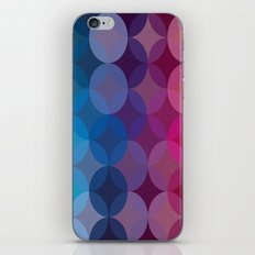 The Patterns iPhone & iPod Skin