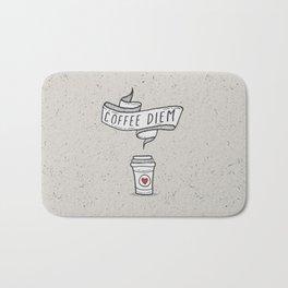 Coffee Diem Bath Mat
