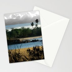 Changing nature Stationery Cards