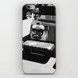 Fujimoto in Glasses iPhone Skin