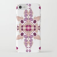 kaleidoscope iPhone & iPod Cases featuring Kaleidoscope by Karolis Butenas