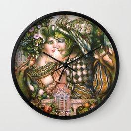Love Confession Wall Clock
