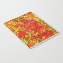 Summer doodle Notebook