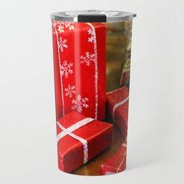 Christmas Joy Travel Mug