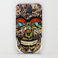 Colorful Skull  Slim Case Galaxy S5