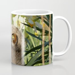 The budding botanist Coffee Mug