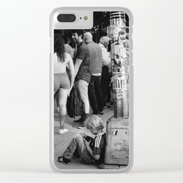 New York Life Clear iPhone Case