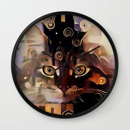 Hypnotique Wall Clock
