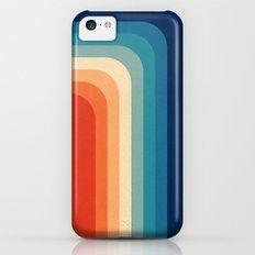 Retro 70s Color Palette III iPhone 5c Slim Case