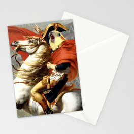 Napoleon birb Stationery Cards