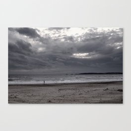 The Lonely Stranger Canvas Print