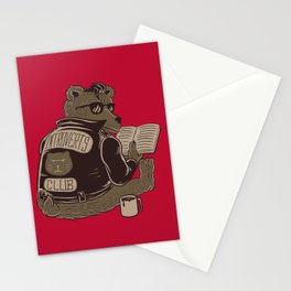 Introverts Club Stationery Cards