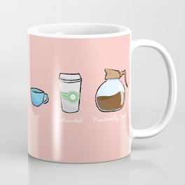 Coffee Size Coffee Mug