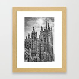 London's Calling Framed Art Print