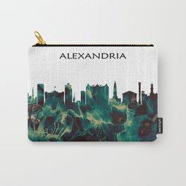 Alexandria Skyline Carry-All Pouch