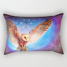 Spirit Owl Rectangular Pillow