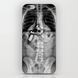 Concealed Carry iPhone Skin