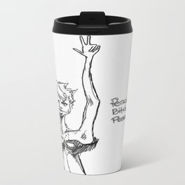 Peace Bitch Peace Travel Mug