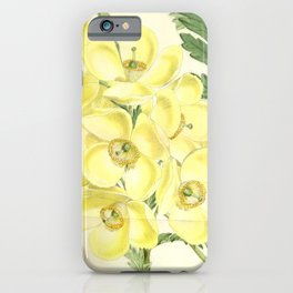 Flower 5585 meconopsis nipalensis Nepalese Meconopsis1 iPhone Case