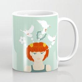 Mind Unchained Coffee Mug