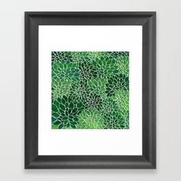 Floral Abstract 23 Framed Art Print