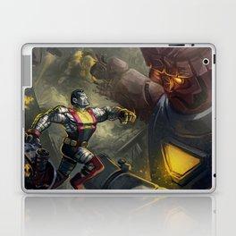 X-men fanart - Colossus! Laptop & iPad Skin
