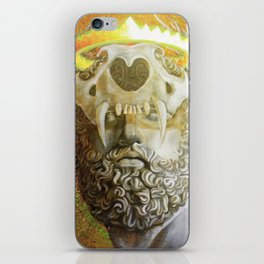 """""""The Protector"""" iPhone Skin"""