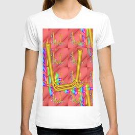U - pattern 1 T-shirt